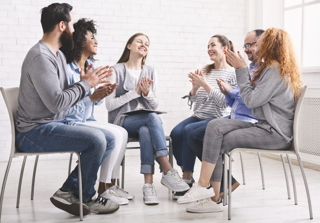meth detox group therapy